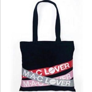 MAC LOVER REUSABLE TOTE BAG 💄🖤